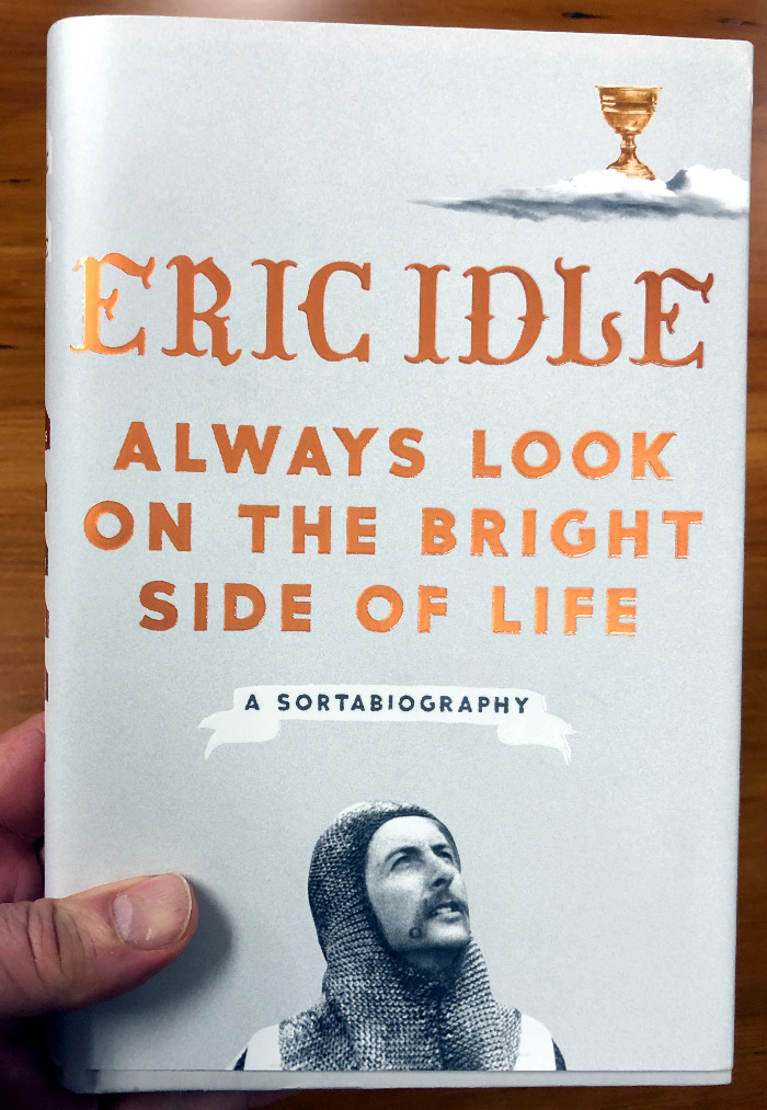 Always Look on the Bright Side of Life Book